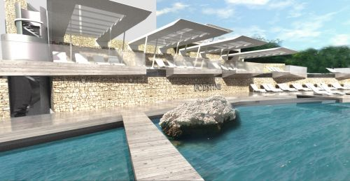 Archisio - Saudprojects - Progetto Exclusive hotel podstine