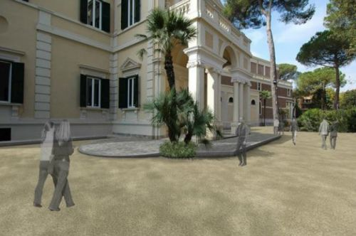 Archisio - Open Space Projects - Progetto Parco universit luiss
