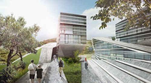 Archisio - Plasma Studio - Progetto Izmir university of economy university