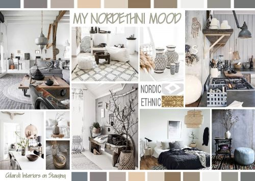 Archisio - Gilardi Interiors On Staging - Progetto My nordethni mood