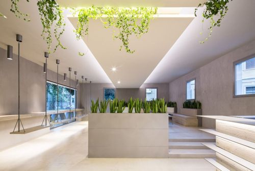 Archisio - Progetto di Nat Office Christian Gasparini Architect - Based in reggio emilia and milan nat office is a urban and architectural planning practice founded and led by christian gasparini The design focus concerns the relationship between architecture and